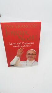 Joyeux-Noel-Pape-Francois-Livre-d-039-occasion