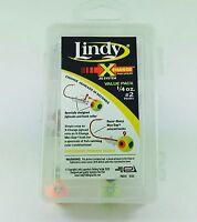 Lindy Jig System Kit X Change Value Pack 1/4oz
