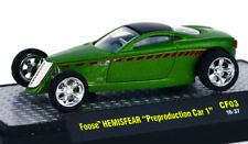 Chip Foose Release 3 3 Cars Set WITH CASES 1//64 Diecast Model Cars by M2 Machin