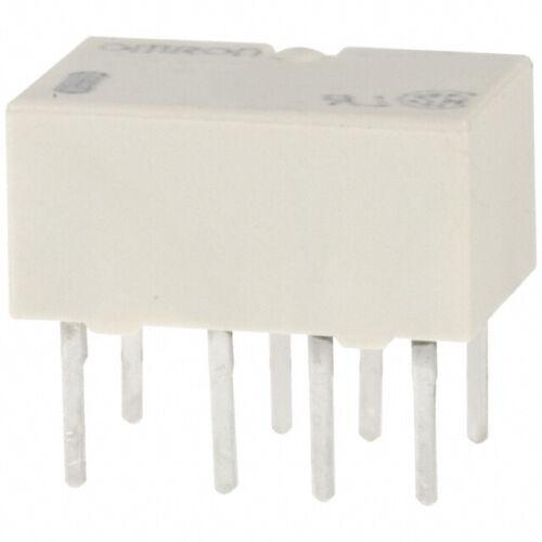 2 pcs G6K-2P 5VDC  Omron  Relay Relais  DPDT  5VDC  0,3A  237R  NEW #BP