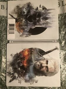 Witcher-III-3-Steelbook-ONLY-Skellige-Variant-NO-GAME-INCLUDED