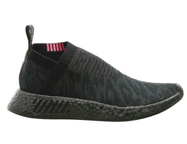 bd16077d Adidas Originals NMD City Sock CS2 Primeknit Boost Triple Black CQ2373 Mens