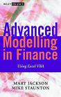 Advanced Modelling in Finance Using Excel and VBA by Mike Staunton, Mary Jackson (Hardback, 2001)