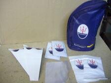 Motoröl Tasche - für alle MASERATI  Fahrer - Engine Oil Kit Kit Olio Motore NEU