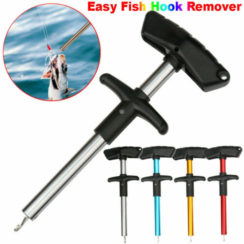Portable Fishing Hook Remover Detacher Extractor Fishing Tackle Removal Tool