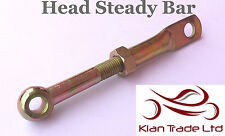 NEW ROYAL STEEL ENFIELD BULLET MOTORCYCLE HEAD STAY STEADY BAR UNIT 350-500CC