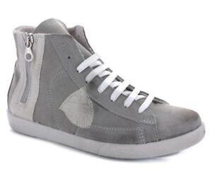 Italy Sportive In Alte Made Sneakers Donna Scarpe Kioss Col 9001 Grigio dv6wqxzx5B