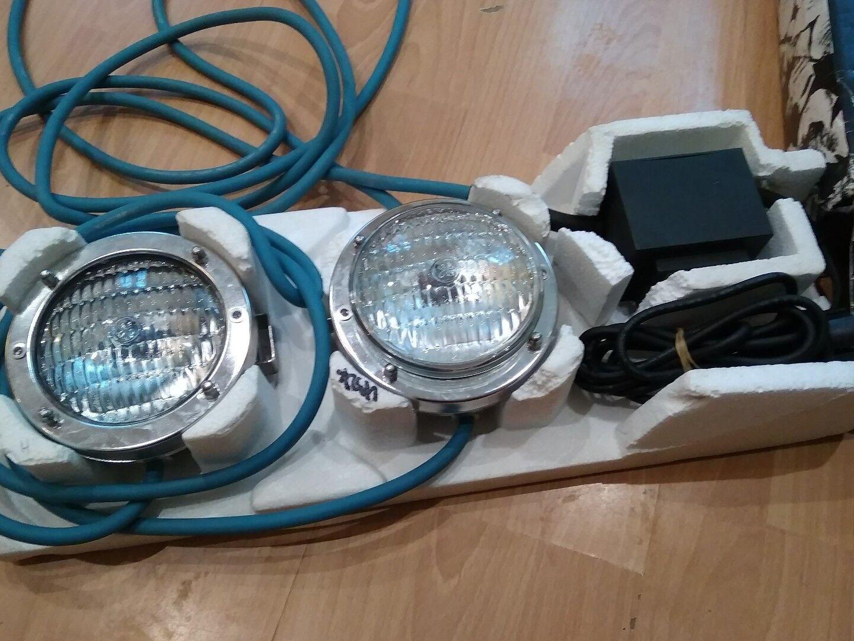 Bega Bega Bega Leuchte  Unterwasserscheinwerfer 9509 neu ovp 36dc14