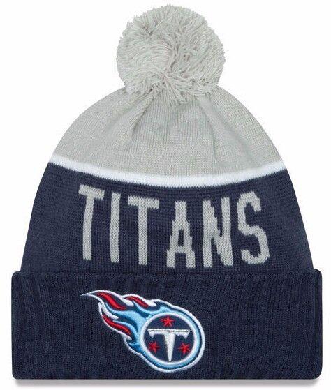 6ceb140e883 canada tennessee titans era knit hat on field sideline beanie stocking cap  0fb68 04acc