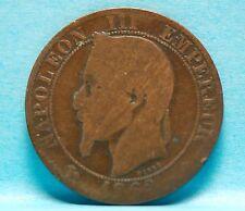 France, 1862-BB 5 Centimes, Good, No Reserve,                              18xgm