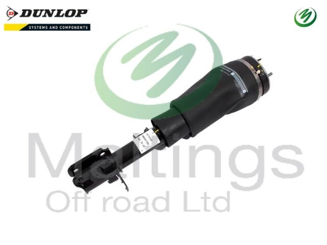 RNB000750 FRONT LH AIR SUSPENSION STRUT RANGE ROVER L322 DUNLOP 2YGT