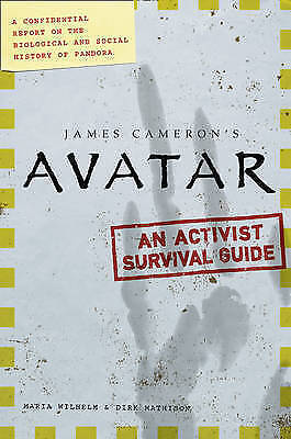 1 of 1 - Avatar: The Field Guide to Pandora: A Confidential Report on the Biological and