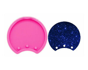 Shiny Mold Large Mouse Ears Silicone Mold Resin Craft Molds Silicone Molds for Epoxy Crafts Epoxy Resin Jewelry Making Supplies
