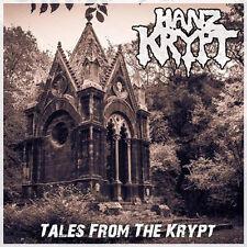 HANZ KRYPT - Tales From The Krypt (NEW*US 80's DOOM METAL*BLACK SABBATH*S.VITUS)