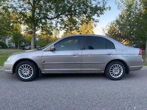 2001 Acura EL Touring