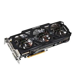 Gigabyte-Radeon-R9-270X-2048-MB-GV-R927XOC-2GD-Graphics-Card-Barely-Used