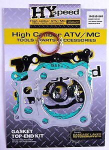 2004 2005 2006 HONDA RANCHER 350 ENGINE MOTOR HEAD **TOP END GASKET KIT**