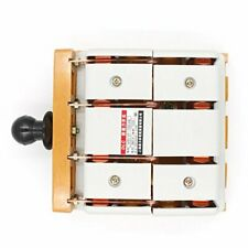 Baomain 4 Pole Double Throw Electric Brake Safety Knife Switch 380v 100a
