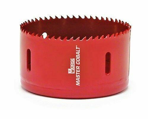 """Morse AV52 Master Cobalt HSS Bi-Metal Hole Saw Diameter 83mm 3-1//4/"""""""