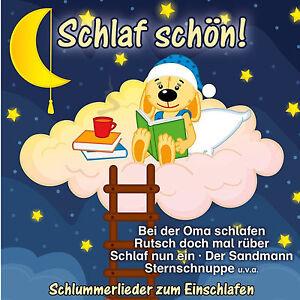 Schlaf Schön Vol 2 Schlummerlieder Zum Einschlafen