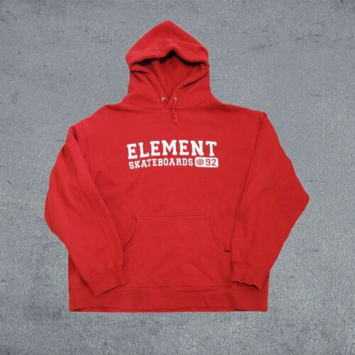 Vintage 90s BAM Margera Element Pullover Hoodie Re
