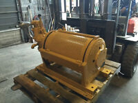 AIR WINCH Ingersoll Rand Model FA2A Pneumatic Winch Tugger 4,000 lbs line pull