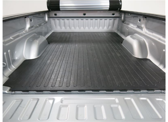 For 2007-2015 Silverado//Sierra 8ft Dee Zee DZ86974 Black Rubber Truck Bed Mats