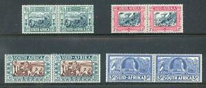 South-Africa-George-6th-1938-Voortrekker-Commemoration-Memorial-Fund-set-mint