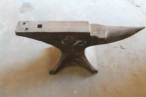 how to make a railway iron anvil
