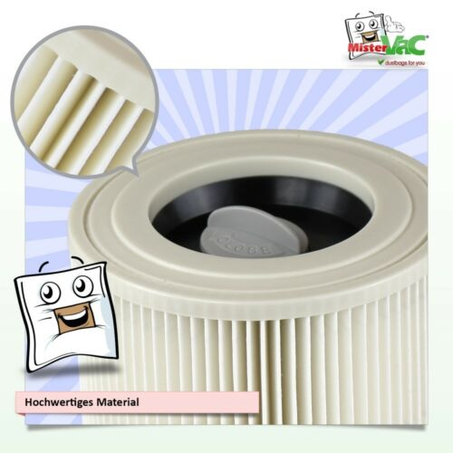 Filterpatrone geeignet Kärcher MV 3 P