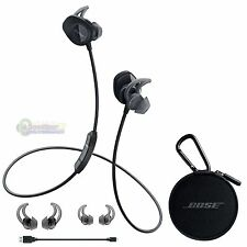 Bose SoundSport Wireless In-Ear Bluetooth Headphones NFC - Black