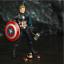 Avengers-Endgame-Captain-America-6-034-Action-Figure-KO-039-s-Marvel-Legends thumbnail 6