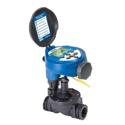 "3//4/"" In-line Valve Battery Powered Digital Irrigation Controller DIG RBC 7000"