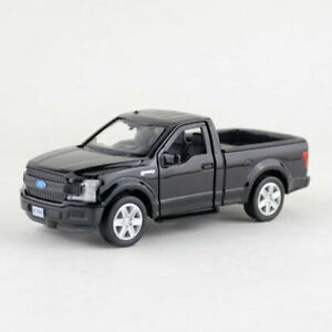 1:36 Scale Ford F-150 Pickup Truck Model Car Diecast Toy Vehicle Black Kids Gift