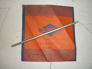 Briggs & Stratton Gas Engine Air Cleaner Stud 230238 New Old Stock Vintage