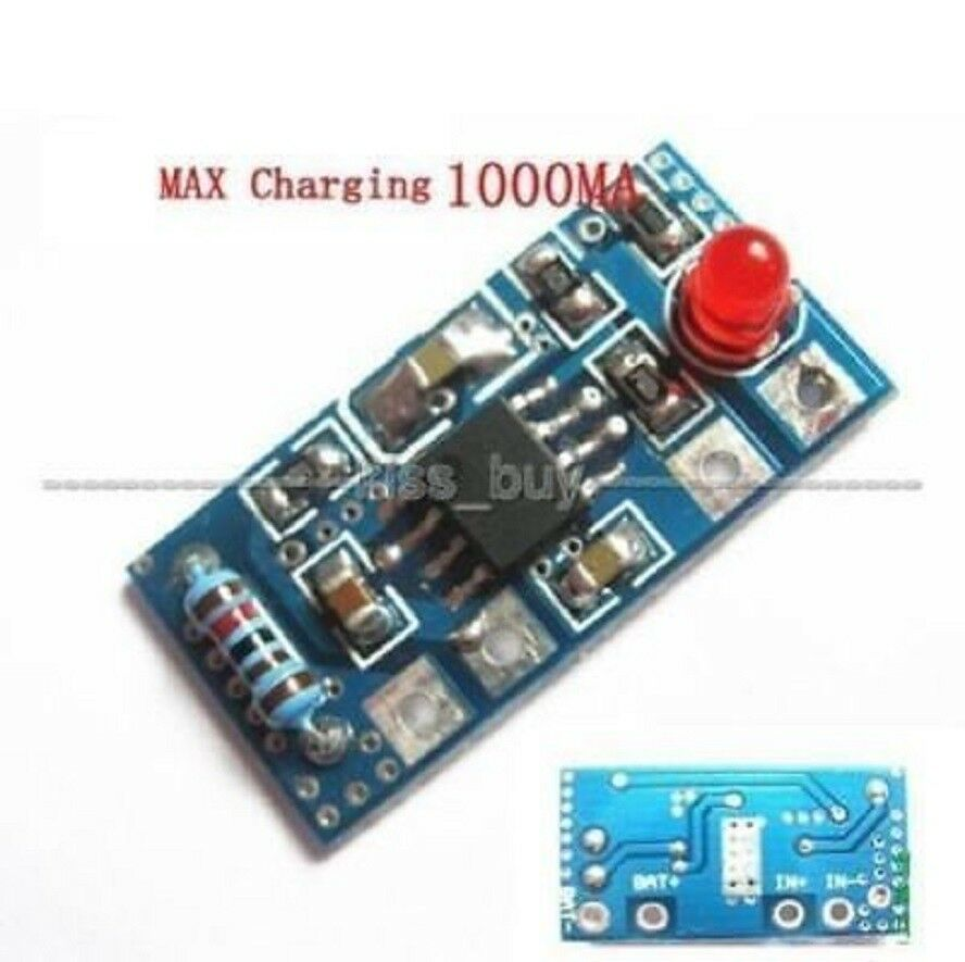 1.2V Ni-Cd Ni-MH NiCd Rechargeable Battery Charging Board 1.5V Charger Module L4