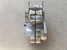 KAWASAKI KX 125 OEM FACTORY LEFT & RIGHT ENGINE MOTOR CASES 95 96 97 98 B KX125