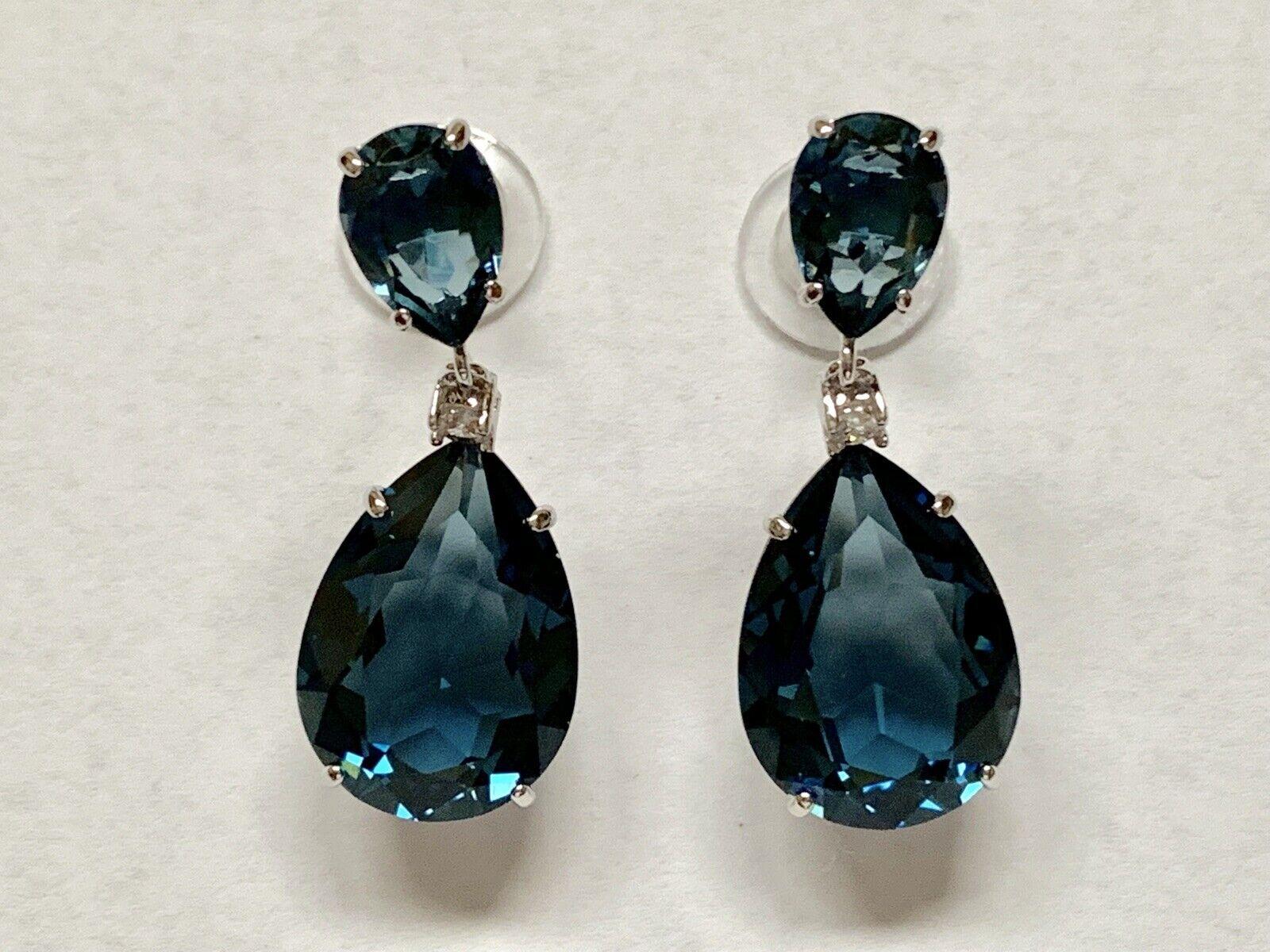 Swarovski VINTAGE DROP Pierced Earrings