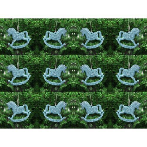 Arbre de Noël Pendentif Boules Fairy flocon de neige étoile traditionnelles Décorations