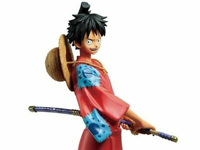 Vol.1 One Piece DXF Grandline Men Wano Country Monkey D Luffy Authentic USA