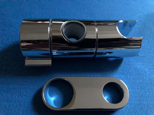 Mira L14D 19mm clamp bracket shower head holder chrome 1703.203 + free gift new