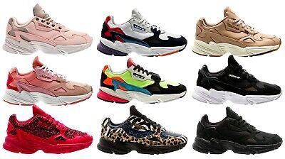 Adidas Original Falcon W Baskets Femmes Chaussures Femmes Course Chaussures | eBay