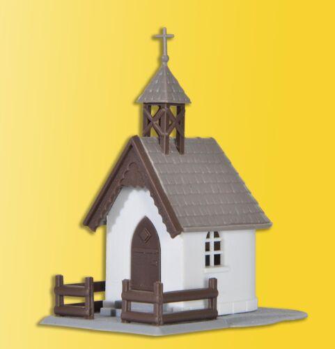 kibri 39781 Spur H0 Kapelle Kühzagl #NEU in OVP#