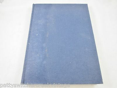 Vintage School University College Yearbook 1970 West Virginia WVU MONTICOLA