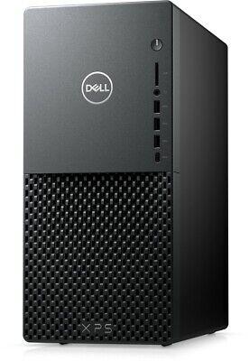 Dell XPS 8940 Desktop Intel i7-10700 NVIDIA 1660Ti 6GB GDDR6 1TB HDD + 512GB SSD 884116363668 | eBay