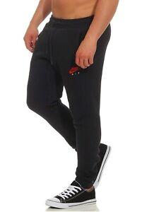 Détails sur Homme Neuf Nike Coupe Skinny survêtement Pantalon De Jogging Survêtement Sweat Pantalon Noir afficher le titre d'origine