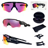Oakley Radar Pace Prizm Road And Clear Mens Sunglasses Music HDO IPX5 OO9333-01
