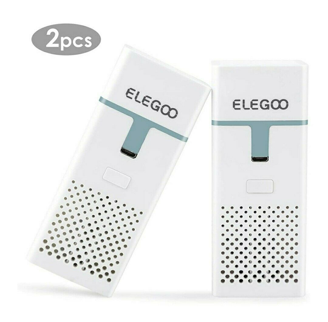 ELEGOO Mini Air Purifier with Activated Carbon Filter 3D SLA Printer