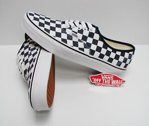 3e5ed4a44c Image is loading Vans-Authentic-Checkerboard-Dress-Blues-True-White -VN0A2Z5IKLS-