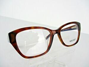 0427831592 Nine West NW 5107 (233) Honey Tortoise 50 x 16 135 mm Eyeglass Frame ...